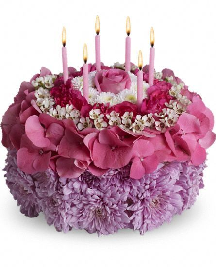 Great idea for birthday parties! Your Special Day Flower Bouquet