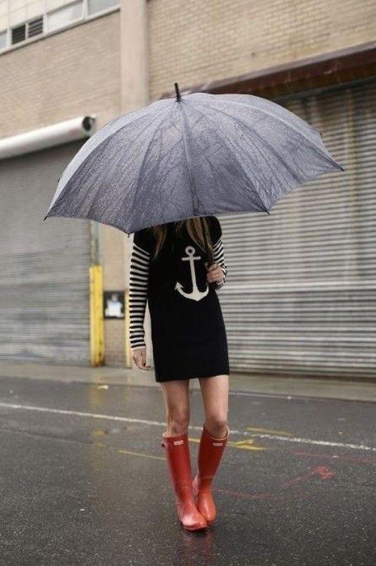 Look da pioggia (Foto) | Stylosophy