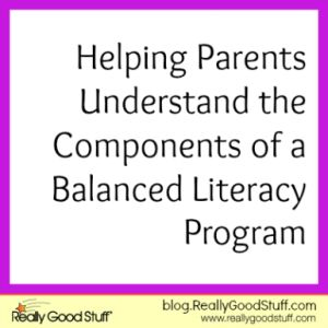 what is a balanced approach to literacy instruction