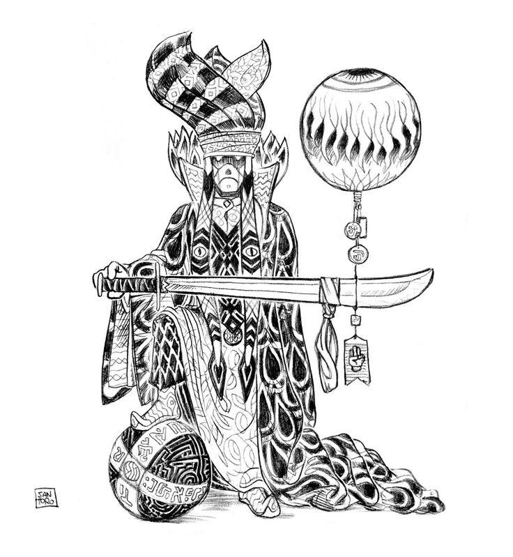 http://giuseppesantorodisegni.tumblr.com/image/151986218672 Giuseppe Santoro - drawings - illustration