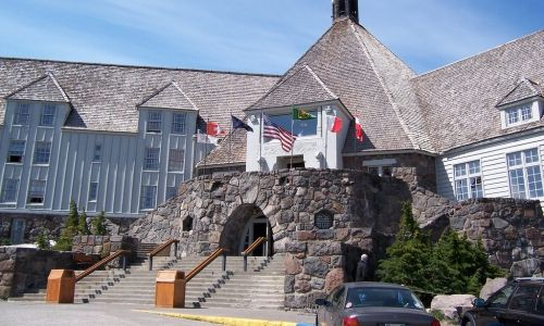 Timberline Lodge, Mt Hood Oregon - AllTrips