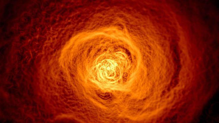 Una ola de gas con dos veces el tamaño de la Vía Láctea ha sido descubierta ondulando en el espacio - http://codigooculto.com/2017/05/una-ola-de-gas-con-dos-veces-el-tamano-de-la-via-lactea-ha-sido-descubierta-ondulando-en-el-espacio/