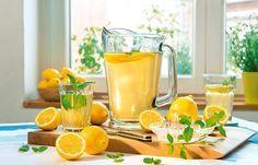Das Rezept für die Schlank-Limo - Diät aus Heft 36: SOS-Schlank-Limo bringt Fett zum Schmelzen - Zutaten: 1 ½ Liter Wasser 12 Teebeutel grüner Tee 6 Zitronen Flüssig-Stevia Mineralwasser Zubereitung: 1. Bereiten Sie die gesamte Menge für den Tag morgens zu. Kochen Sie das Wasser...