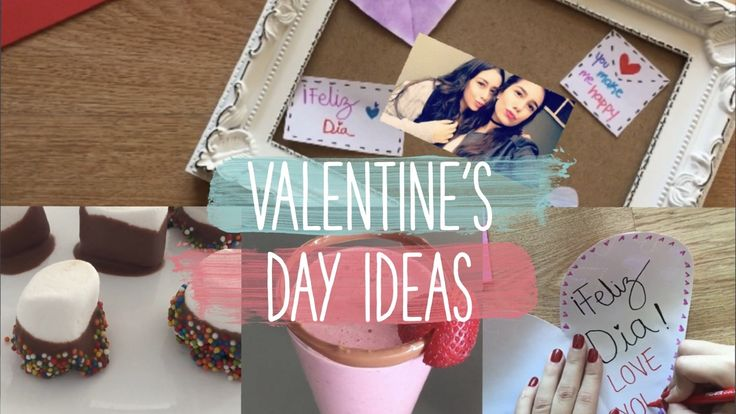 IDEAS PARA REGALAR EN SAN VALENTÍN | Sofisticaded - YouTube