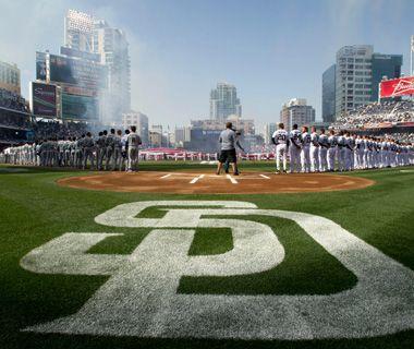 America's best baseball stadiums: Petco Park, San Diego Padres