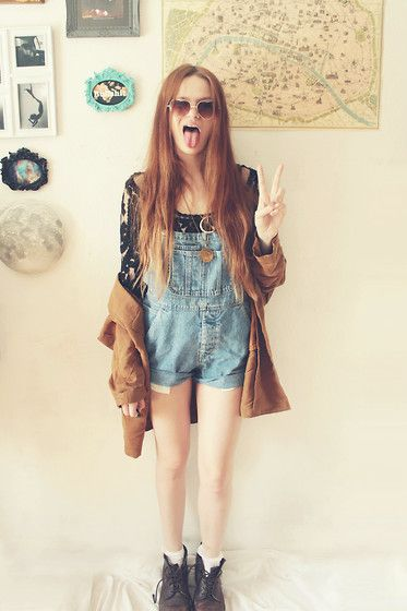 Urban Outfitter overalls