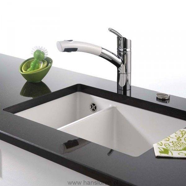 76 best Kichen ceramic sinks \/ zlewozmywaki ceramiczne images on - keramik arbeitsplatte küche