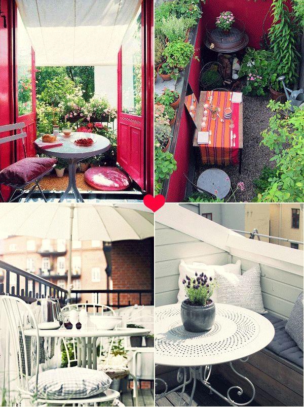 Mi balconcillo es una terraza | Plan de chicas