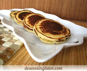 Deseos Sin Gluten: DORAYAKIS SIN GLUTEN
