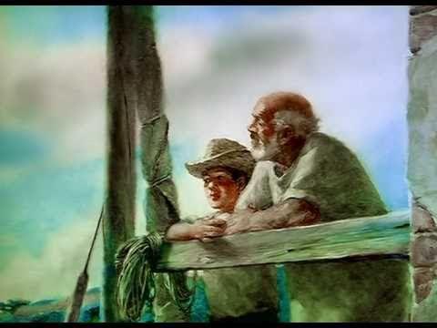 Александр Петров - Старик и море (The Old Man And The Sea) - YouTube