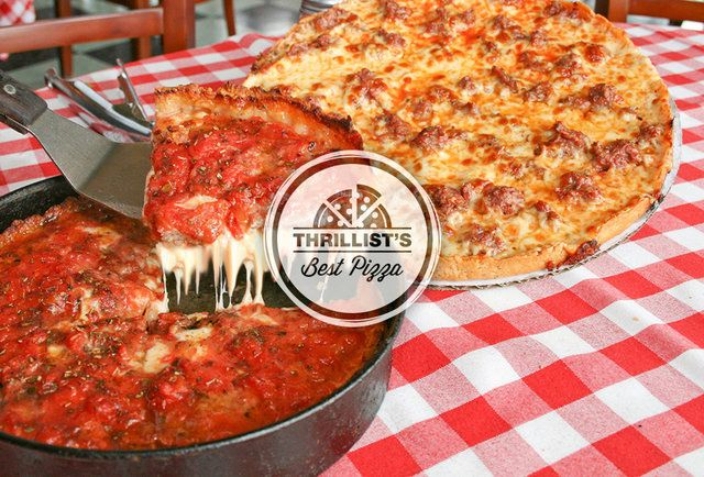 Chicago's 10 best pizzas, regardless of crust