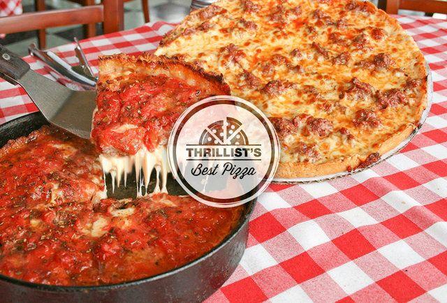 Chicago's 10 best pizzas, regardless of crust