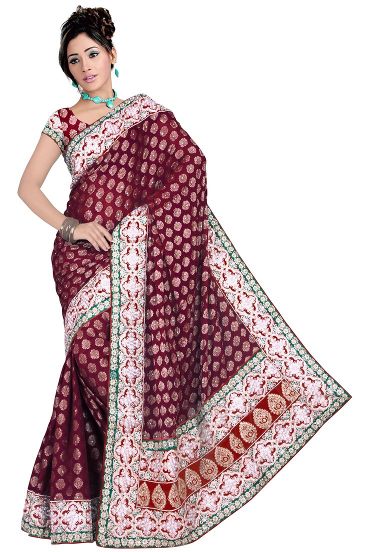 Buy wedding sarees and bridal sari online in UK,AUS and Canada. Pick from  wide range of indian wedding sarees online only at mirraw.com @best quality,best prices , worldwide delivery