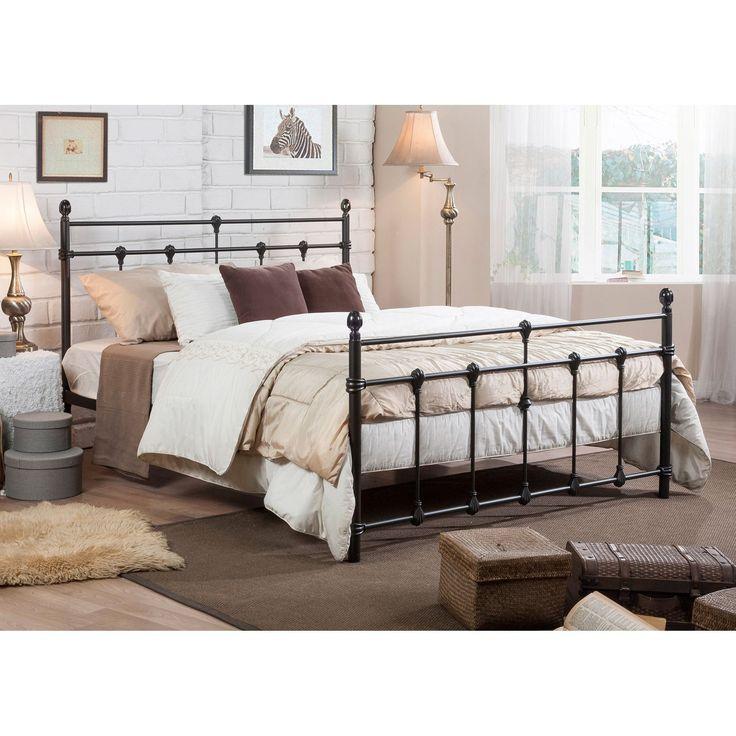 Best 25 metal platform bed ideas on pinterest bed for Backboard ideas for beds
