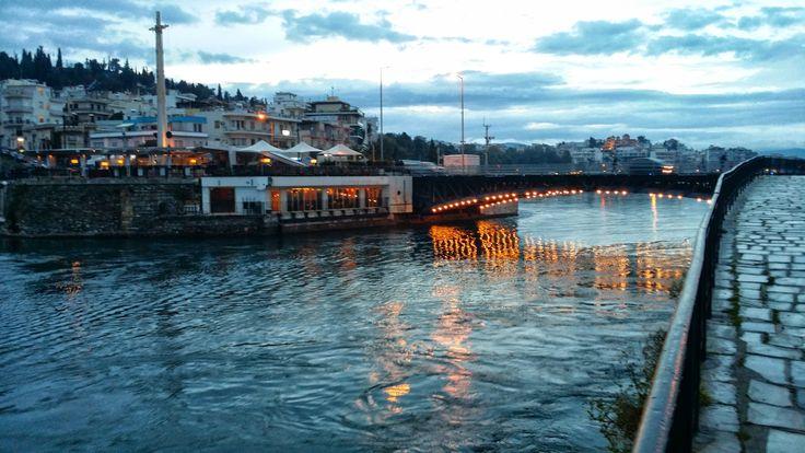 Chalkida Old Bridge