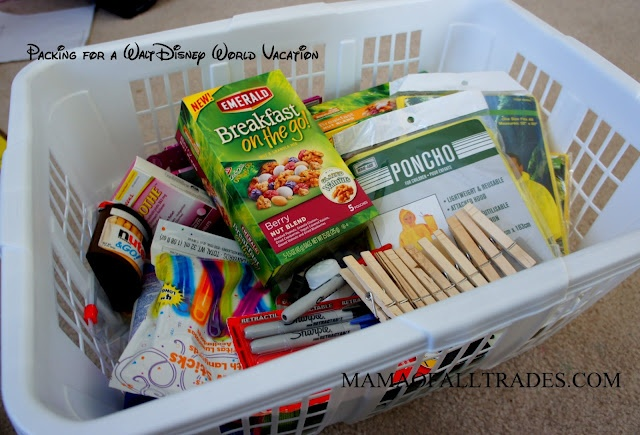 What to Pack for a Walt Disney World Vacation: Walt Disney World, Little Things, Disney World Vacations, Packs Tips For Disney World, Disney Trips, Disney Vacations, Disney Someday, Great Tips, Disney Worlds