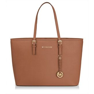 "MICHAEL Michael Kors 15"" Jet Set Travel Tote for my MacBook Pro - and new IPAD"