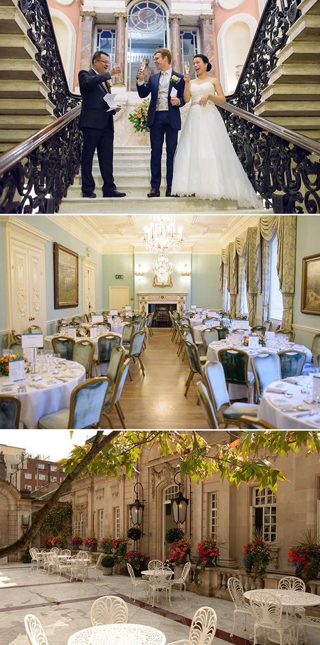 Top London Wedding Venues - Dartmouth House | CHWV
