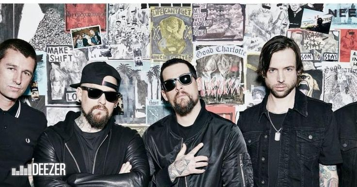 Good Charlotte: News, Bio and Official Links of #goodcharlotte for Streaming or Download Music