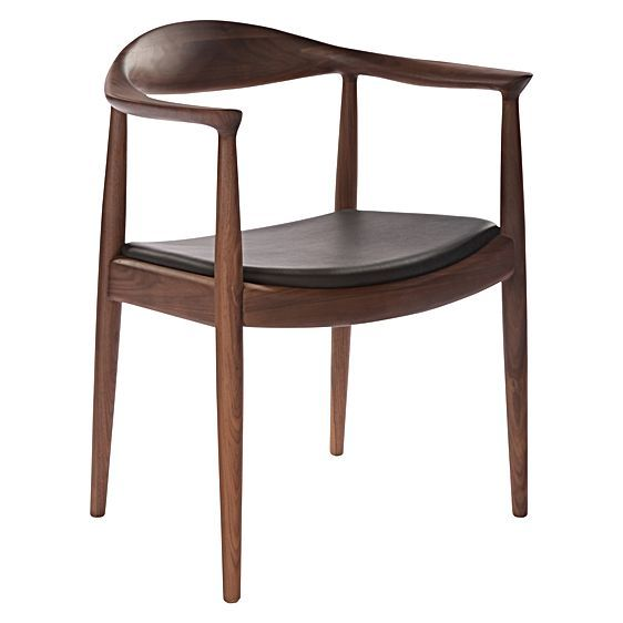 Replica Round Dining Chair by Replica Hans Wegner