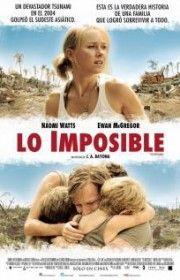 Ver Lo imposible (2012) Online | Peliculas Online Gratis, Estrenos, Subtituladas, by FOMBOL