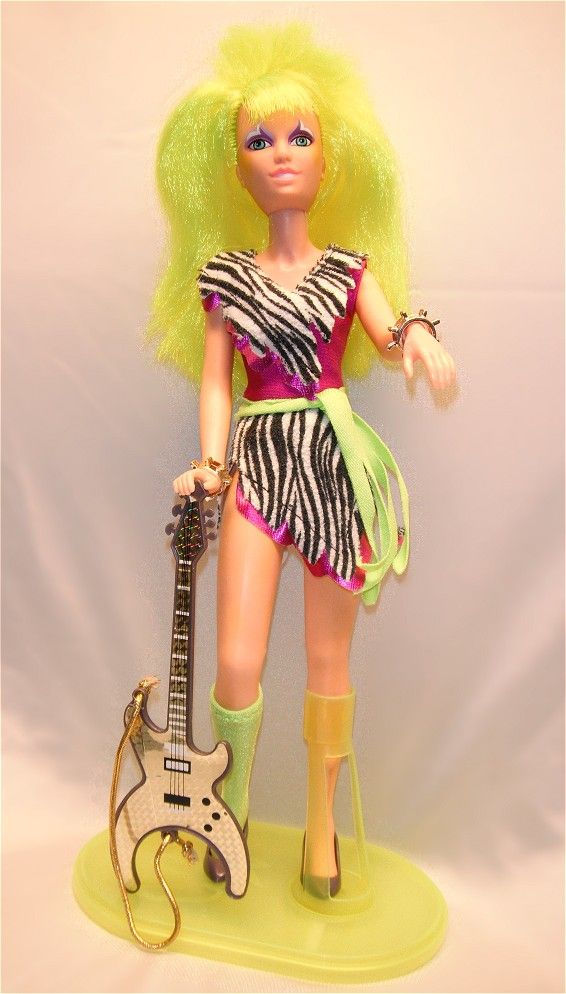 Pizzazz Doll  (I proudly own one of these dolls! ♥)
