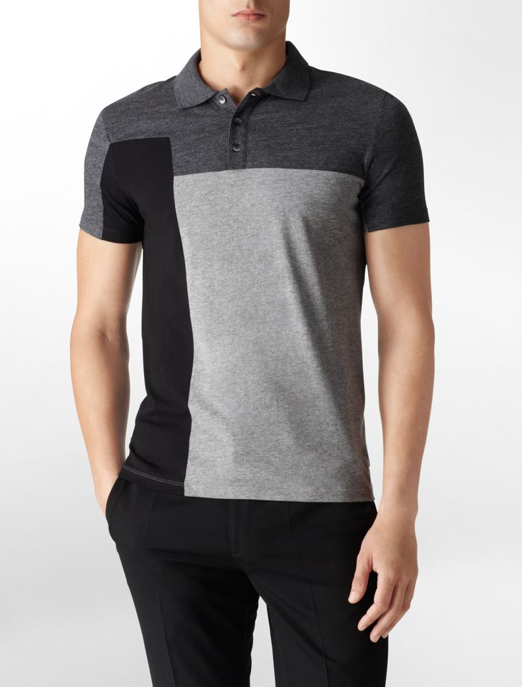 Love the geometry displayed on this shirt and the color pallete.