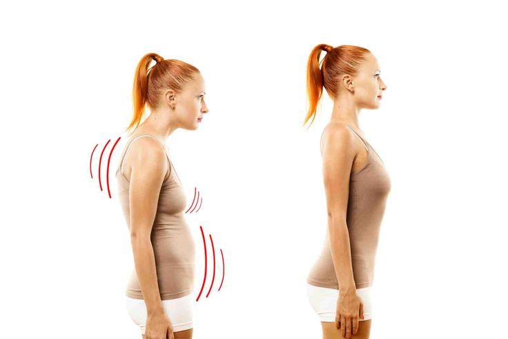 5 suggerimenti per migliorare la postura