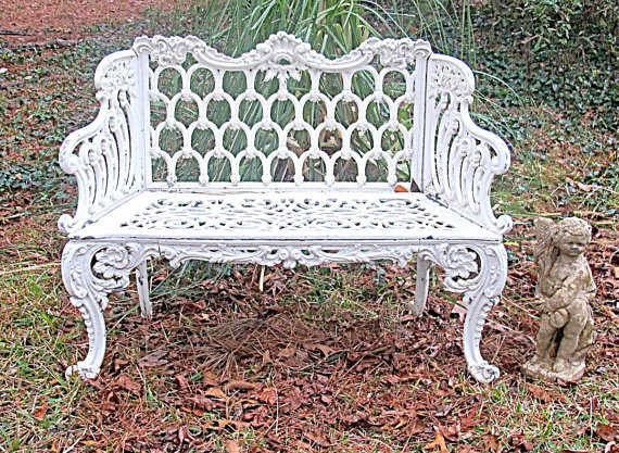 1000+ Images About Victorian Garden Furniture On Pinterest