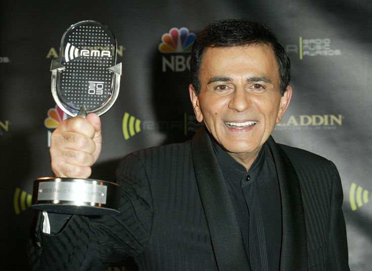 """Casey Kasem, radio icon, dies at 82 Listened to his radio top 40 countdown every Sunday morning.  Some of those dedications he'd read made me cry. """"Keep your feet on the ground and keep reaching for the stars."""""""