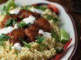 Chilli Con Carne Meatballs With Bulgur