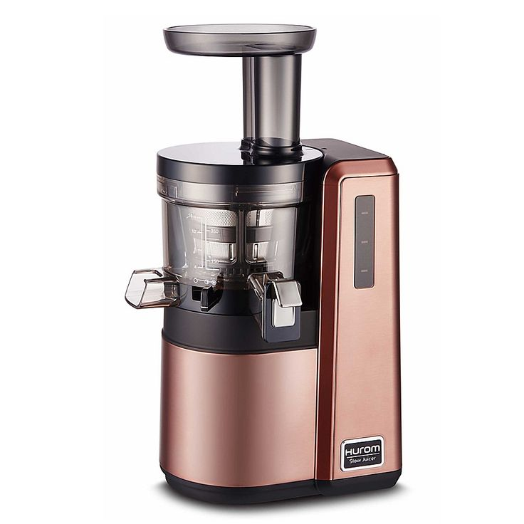 Hurom Hz Slow Juicer In Rose Gold in 2020 | Natural ice