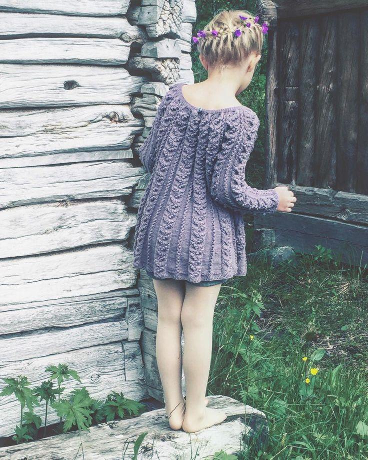 #masserafbærtunika #knittingforolive @knittingforolive