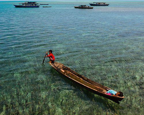 マレーシア・ボルネオ島のセンポルナ
