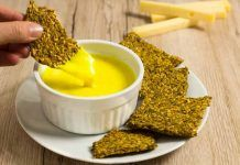 Käse-Dip selber machen | low carb