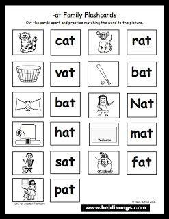 Kindergartener Rhyming Words Worksheets For Kindergarten