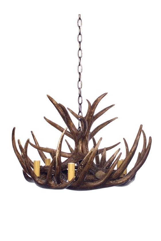 21 best antler chandeliers images on pinterest deer antlers deer antler chandelier aloadofball Choice Image