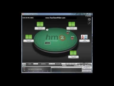 "YourDoom also has three Advanced Video Series for sale. The first ""Advanced No Limit Poker with YourDoom - How to Play from the Blinds"" has been wildly successful and has revolutionized playing out of position from the Small Blind and Big Blind."