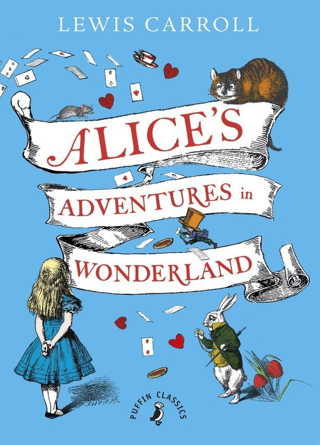 Which Book Perfectly Matches Your Personality Alice S Adventures In Wonderland Alice In Wonderland Book Adventures In Wonderland