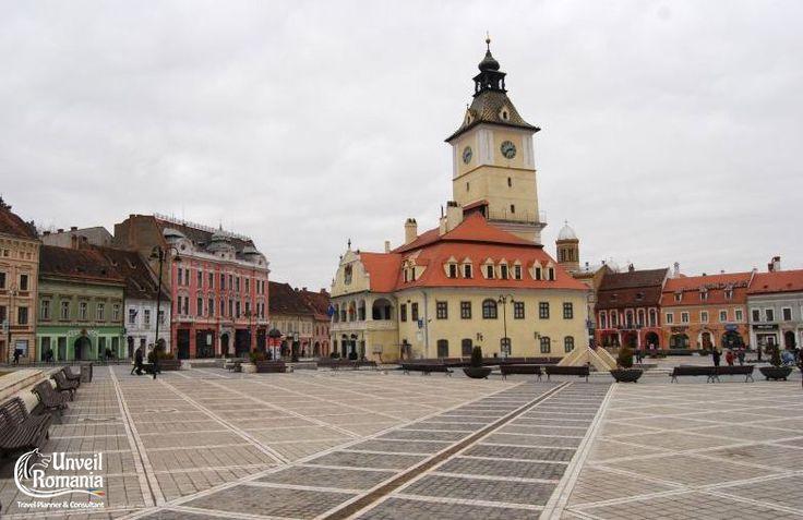 Council Square - Brasov city #Transylvania #traveltoRomania #guidedtour #visitBrasov #Romania