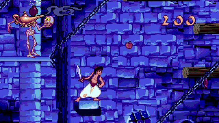 Aladdin designer Shinji Mikami on why the Genesis version is better