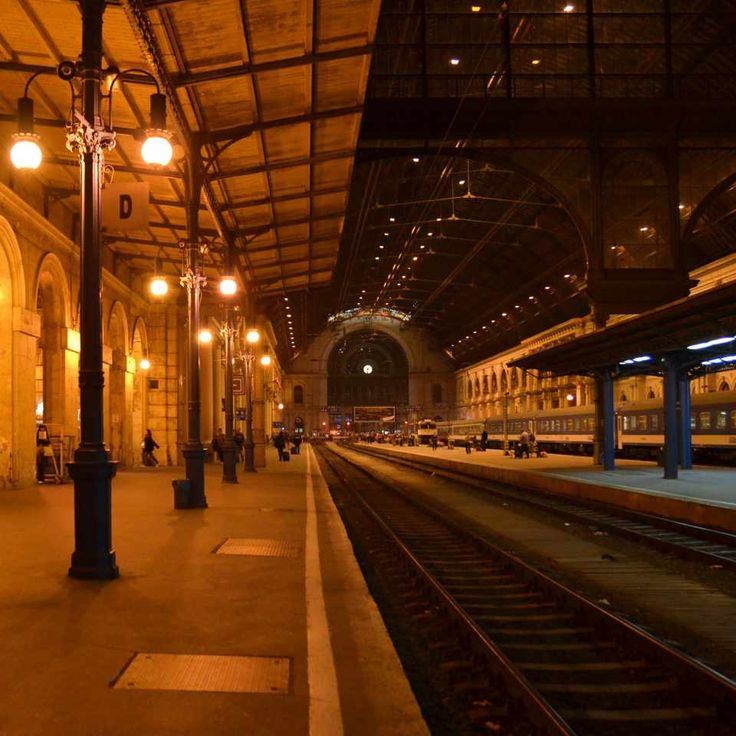 Take a journey among Budapest's beautifully lite architecture and dark alleyways, all ideal for a film or still shoot.