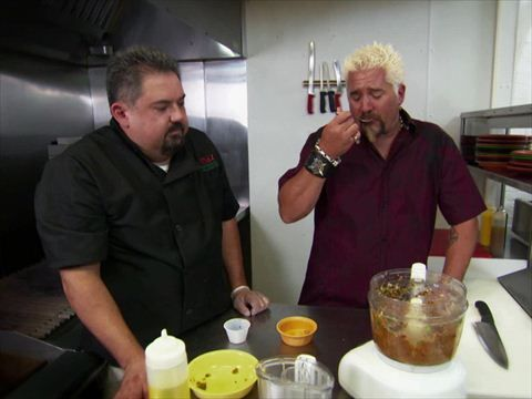 Diners, Drive-Ins and Dives Matches Made in Heaven Highlight Videos: Food Network - FoodNetwork.com