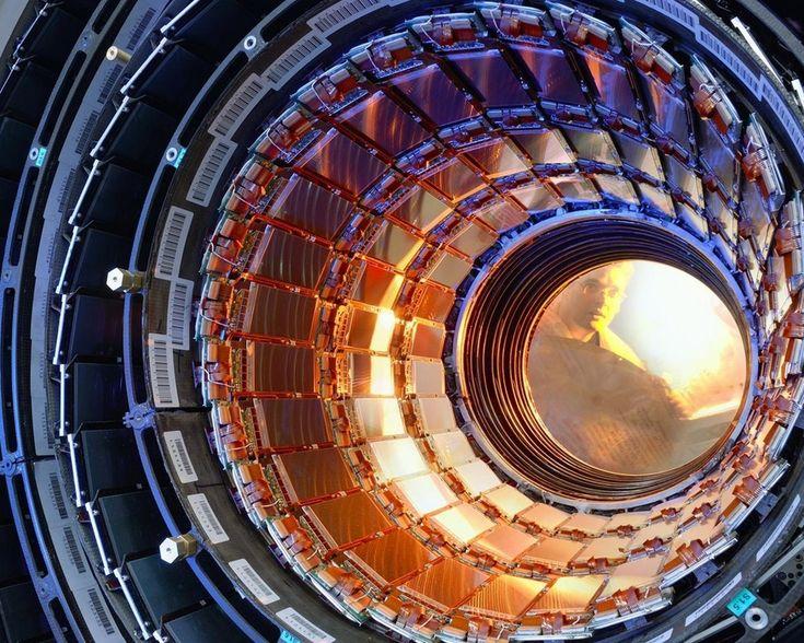 Нашли ли бозон Хиггса? | Контактер сообщает: тайны Вселенной и планеты | EzoPort.ru