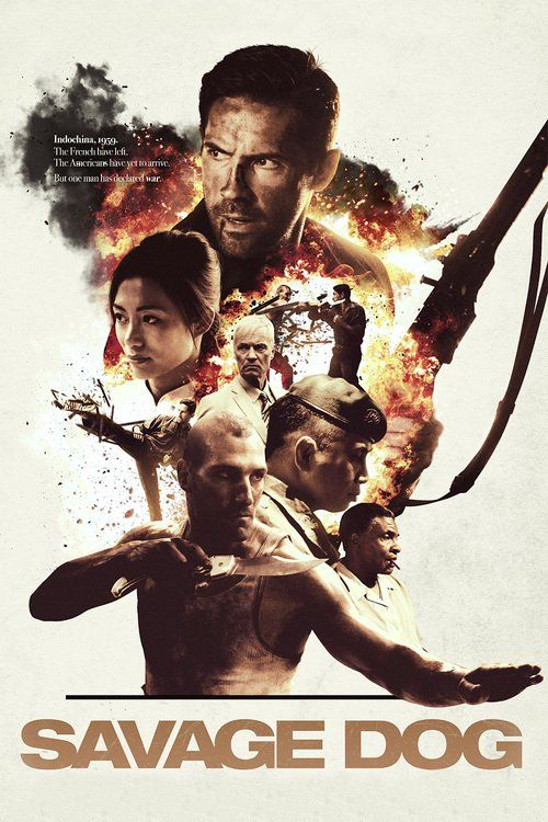 Watch Savage Dog 2017 Full Movie Online Free Download HD BDRip  #SavageDog #movies #movies2017 (A story set in Indochina in 1959, a lawless land controlled by the criminal class: Vietnamese warlords and European war-criminals. Den-Dhin-Chan Labor Camp is run by four such dangerous men. The worst prison in the land, it is here that an Irish, former-champion boxer Martin Tillman has made a name for himself fighting tournaments, on which wealthy criminals gamble in high stakes events. When…