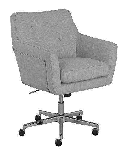 Serta Ashland Home Office Chair, Light Gray Serta Perfect... https://www.amazon.com/dp/B06W57DLQD/ref=cm_sw_r_pi_dp_x_upJAzbAZXTR8J