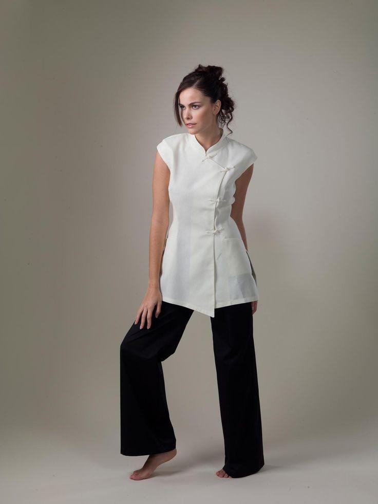 1000 ideas about spa uniform on pinterest esthetics for Uniform spa manager