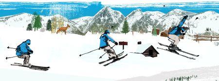 ski-game-layout