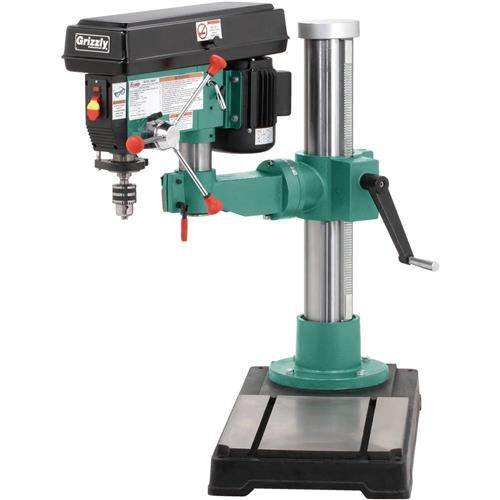 Radial Drill Press   Grizzly Industrial