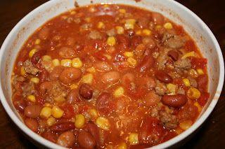 Cooking Mommy: Original Taco Soup Crockpot Recipe